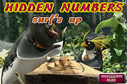 Hidden numbers surfs up