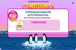 Turbocharged Penguins